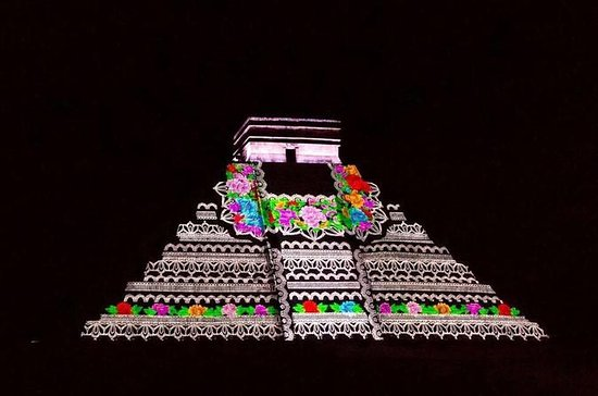 MAGIC TOWN  & CHICHEN ITZA LIGHT AND SOUND  (Congress Program - October 2nd Only)