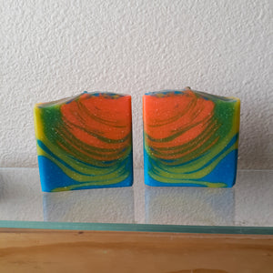 June Soap Challenge Club!  My submission...