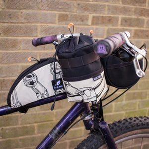 Re-Use Re-Purpose Top Tube Bag
