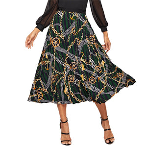 Sexy Long Skirt 2019 Spring Fashion Streetwear Casual Office