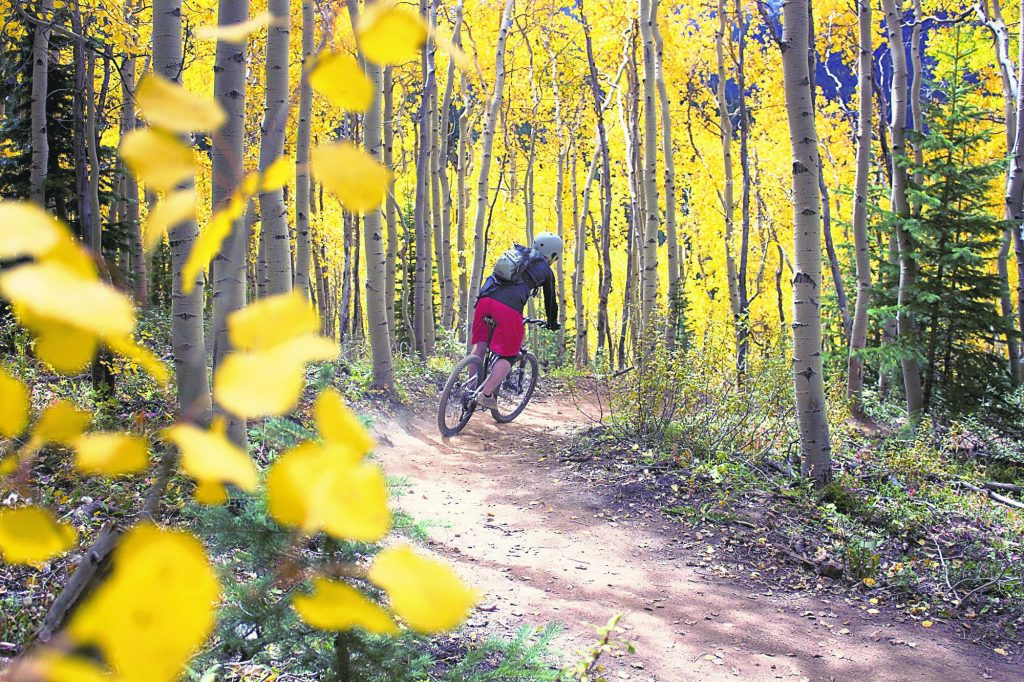 Breckenridge Bike Guide: Aspen Alley