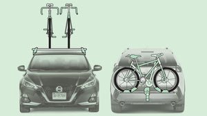 How Bike Racks Affect a Car's Fuel Economy