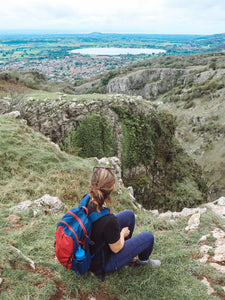 Dan and I recently took a road trip through Somerset, where we stationed ourselves in Cheddar Gorge for a few days, and tried all the Cheddar Gorge walks we could