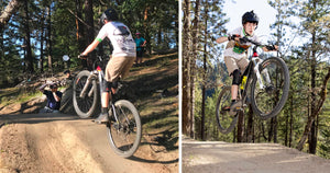 Action Packed: Photographing Mountain Bikers with the EOS R5