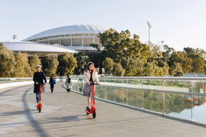 E-scooter startup Neuron Mobility adds $12M to its Series A for expansion in Australia and New Zealand