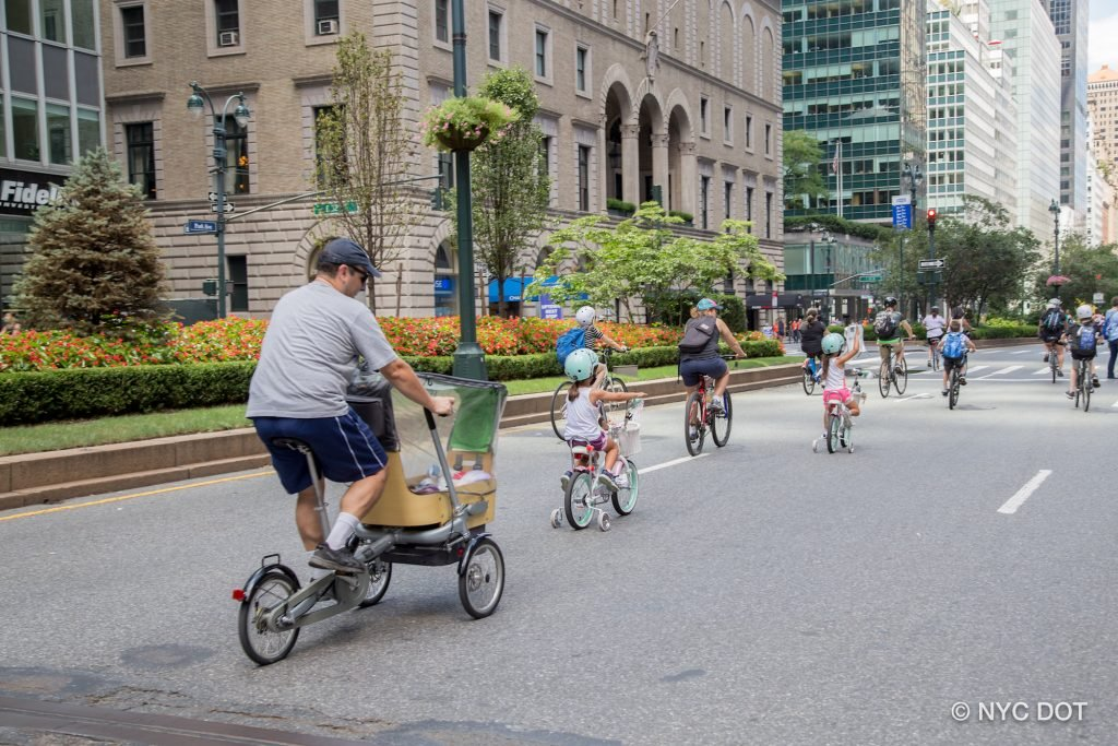 NYC opening 12 more miles of open streets tomorrow