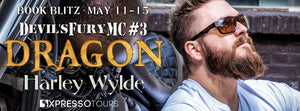 Book Blitz - Excerpt & Giveaway - Dragon by Harley Wylde