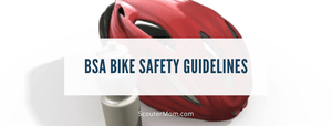 BSA Bike Safety Guideline