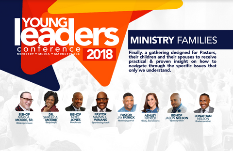 Bishop Marvin Winans (Ministry Families 2018)