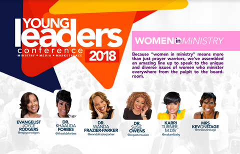 Dr.Khaalida Forbes (Women in Ministry 2018)