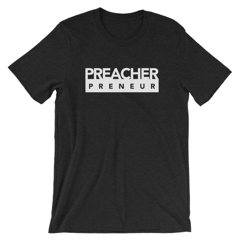 Preacherpreneur Tee (Multiple Colors Available)