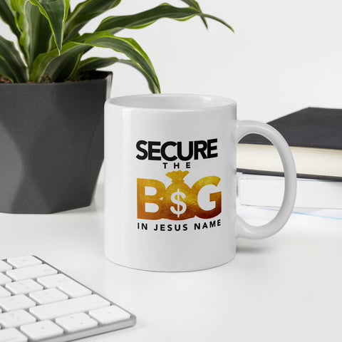 Secure The Bag Mug