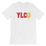 YLCU Tee (Red & Gold)