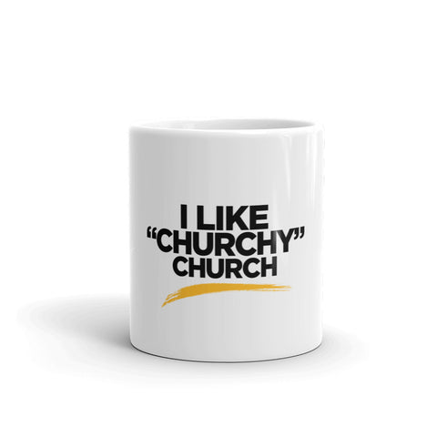 Churchy Church Mug