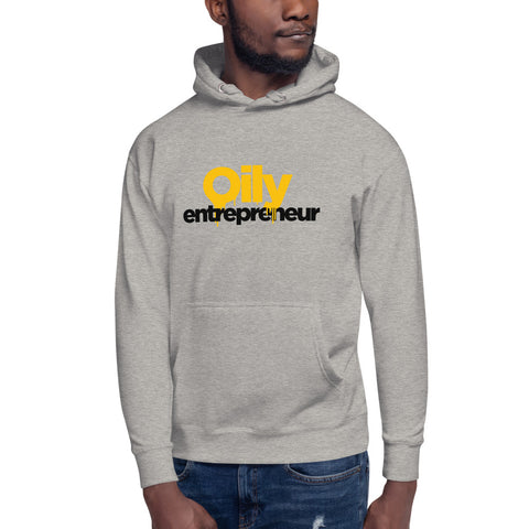 *NEW* Oily Entrepreneur Unisex Hoodie (Multiple Colors Available)