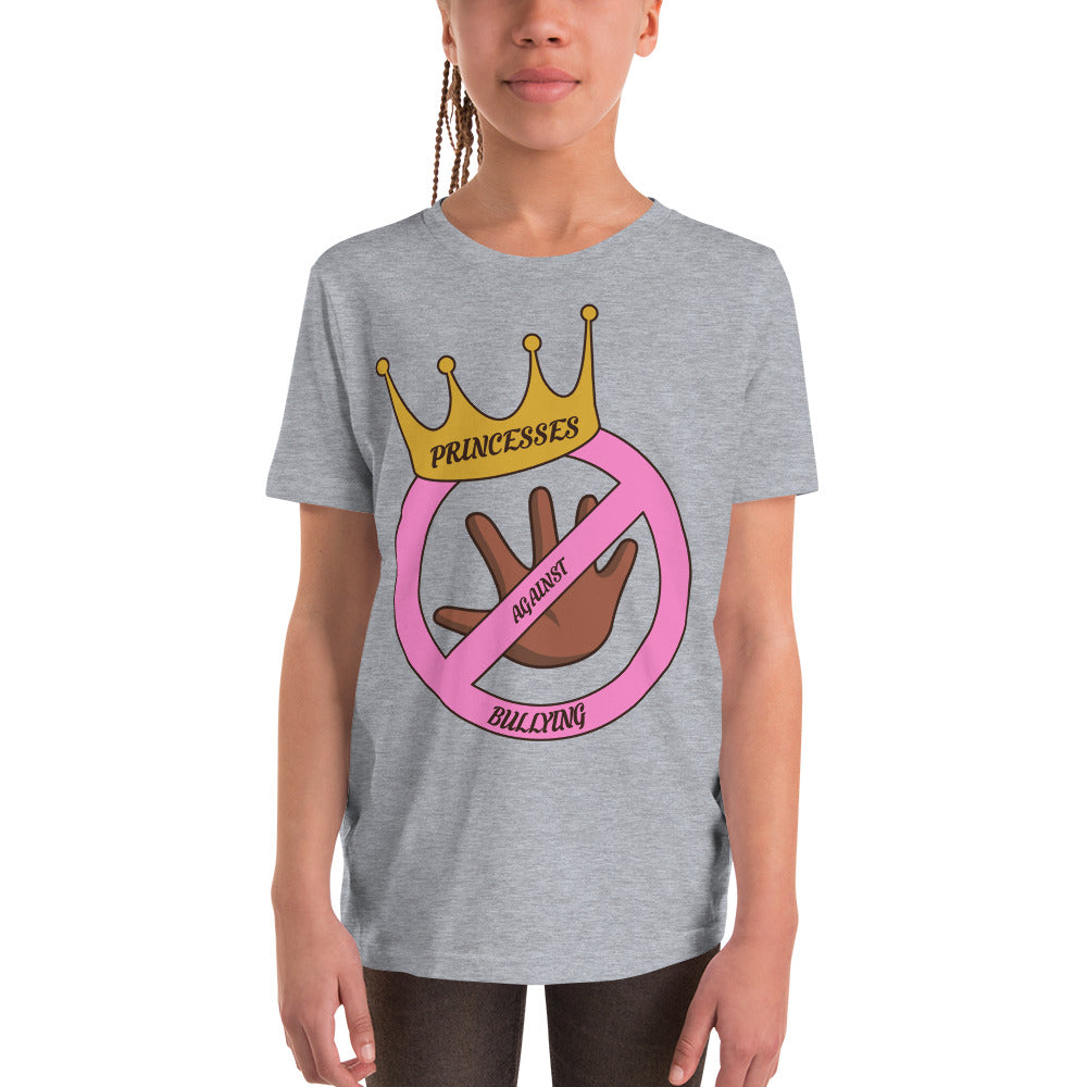 Youth Princesses Against Bullying Tee