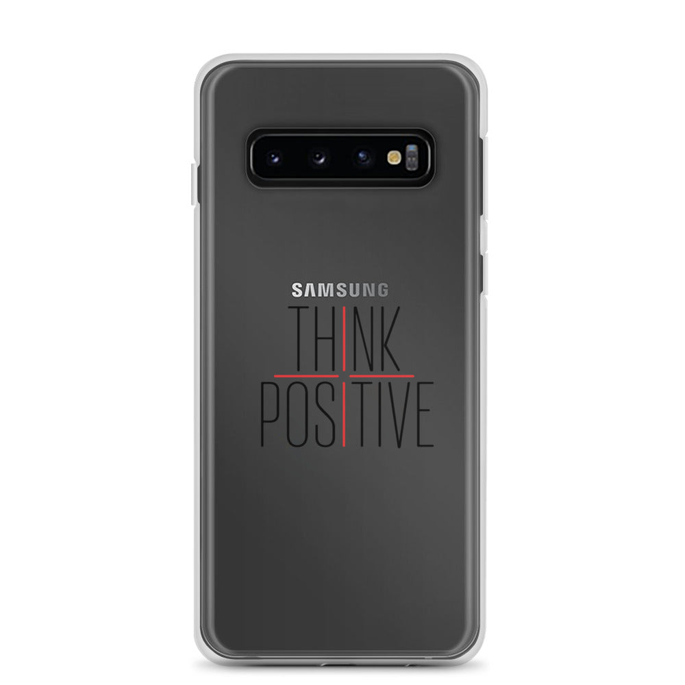 Think Positive Samsung Case