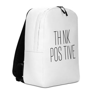 Think Positive Minimalist Backpack