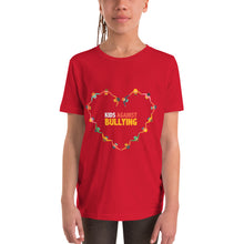 Load image into Gallery viewer, Youth Kids Against Bullying Tee