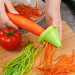 NEW Vegetable Fruit Slicer - Stainless Steel Cutting Device