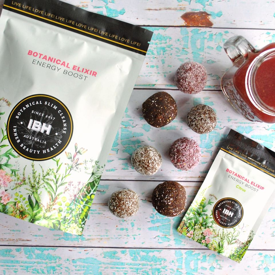 IBH Beauty Bliss Balls