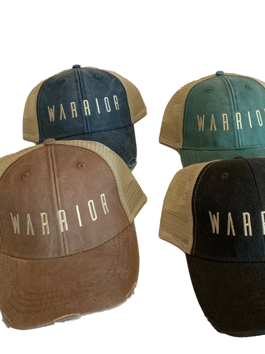 WARRIOR DAD CAP