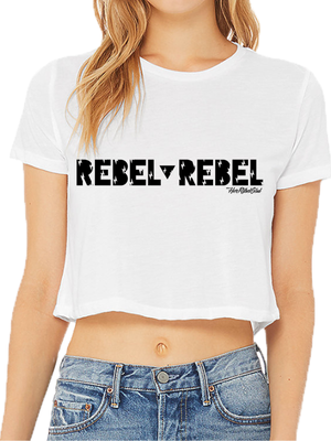 LIGHTENING REBEL REBEL TEE