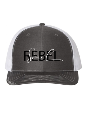 REBEL SOUL  SNAPBACK HAT