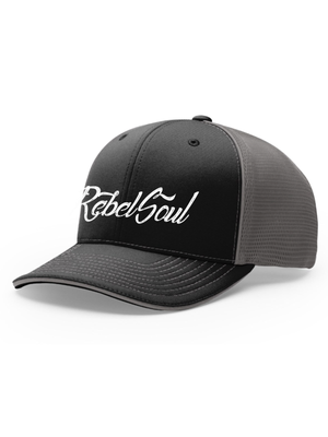 REBEL SOUL SIGNATURE SNAPBACK HAT