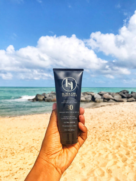 Black Girl Sunscreen Review