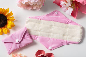 Reusable Cotton Menstrual Pads