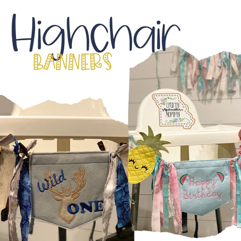 Highchair Banners