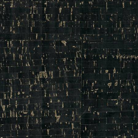 Pro Natural Black Gold Flecked Cork 1/2 yard