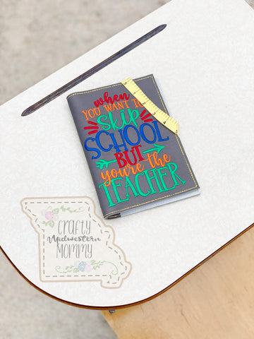 Teacher Notebook Cover