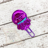 Octopus and Flamingo Planner Clip