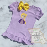 Princess Ruffle Shirt