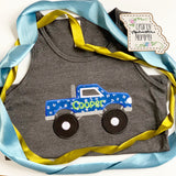 Birthday Applique - Infant or Toddler Short-Sleeve T-Shirt