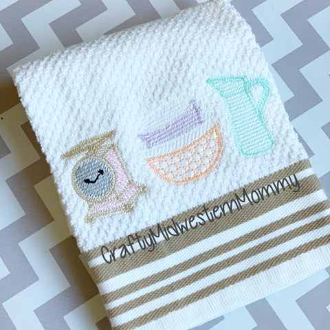 Farmhouse Items Kitchen Towel