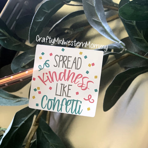 Spread Kindness Stickers