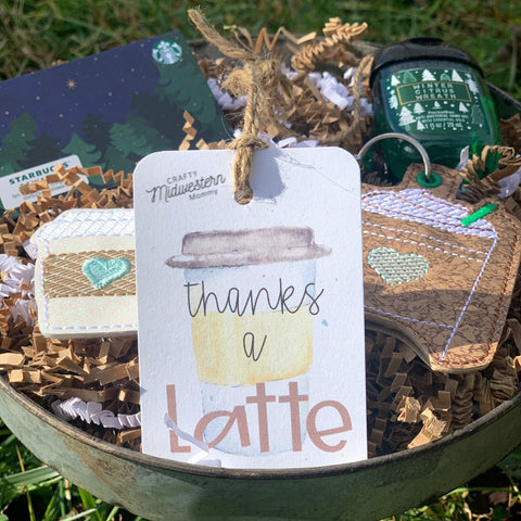 Thanks a Latte Gift Set