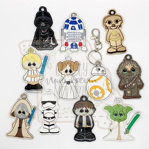 May the Fourth Keychains