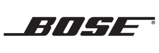 Bose Logo. Flight Sounds is compatible with Bose aviation headsets.
