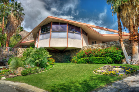 Top 10 Palm Springs Celebrity Homes of the Past