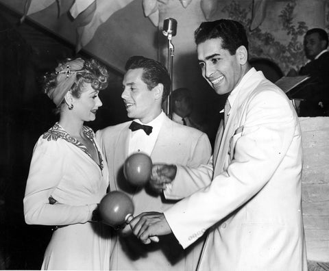 Lucy and Desi: The Palm Springs Vintage Influencers