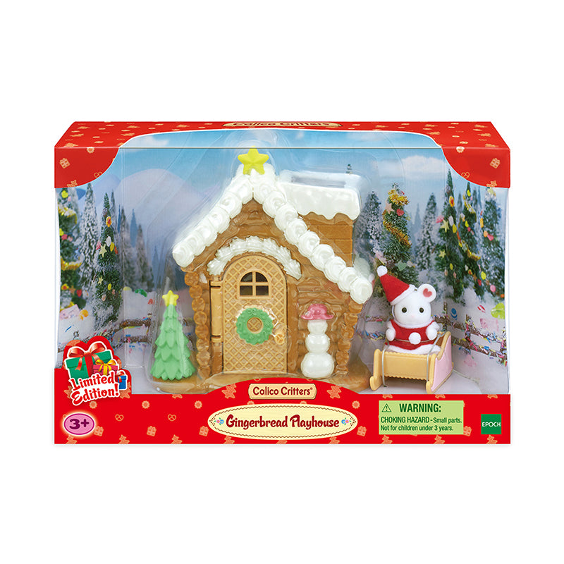 Gingerbread Playhouse - Happki