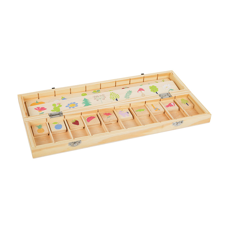 Picture Sorting Box - Happki