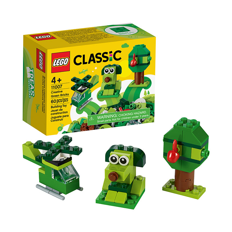 LEGO® Classic Creative Green Bricks - Happki