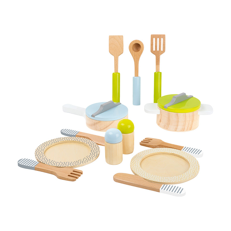 Crockery & Cookware Set - Happki