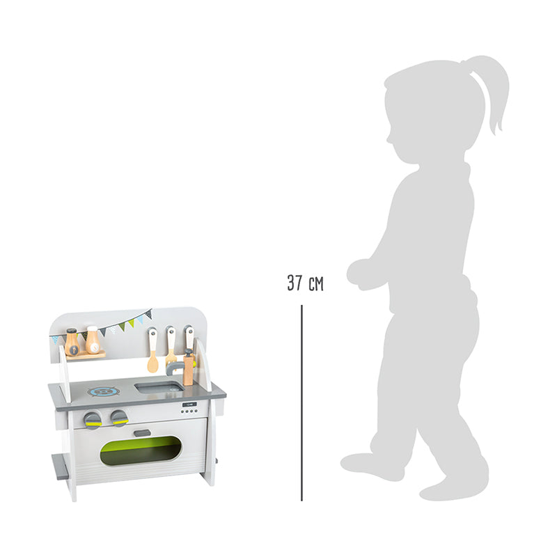 Compact Play Kitchen - Happki