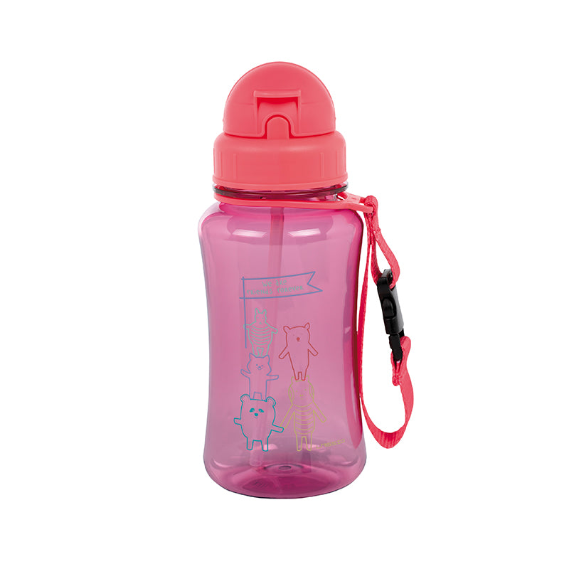 Lassig 8 oz Water Bottle - Happki